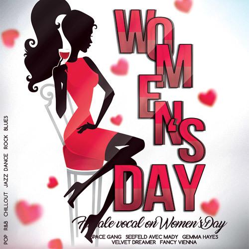 VA - Woman's Day (2017)